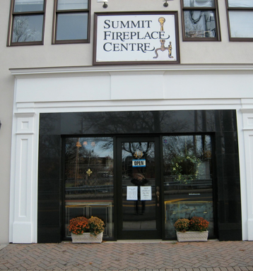 Summit Fireplace Centre
